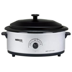 Click here to buy Nesco 6 Qt. Roaster Oven by Nesco.
