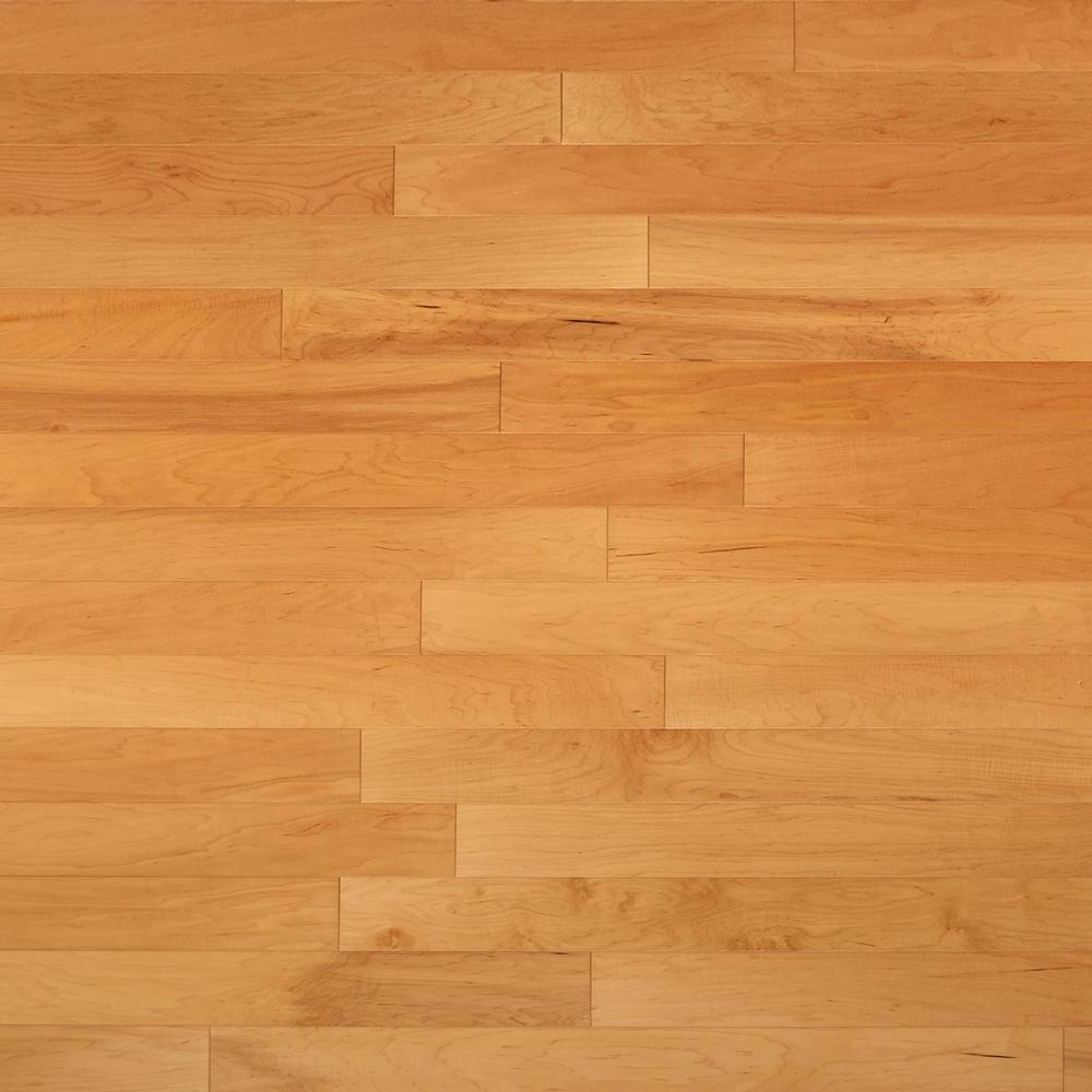 Heritage mill vintage maple natural solid real hardwood for Real solid wood flooring