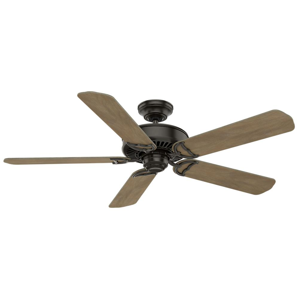 Panama 54 in. Indoor Noble Bronze Ceiling Fan