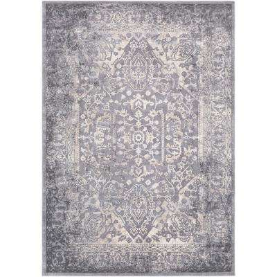 Durant Charcoal 7 ft. x 10 ft. Area Rug