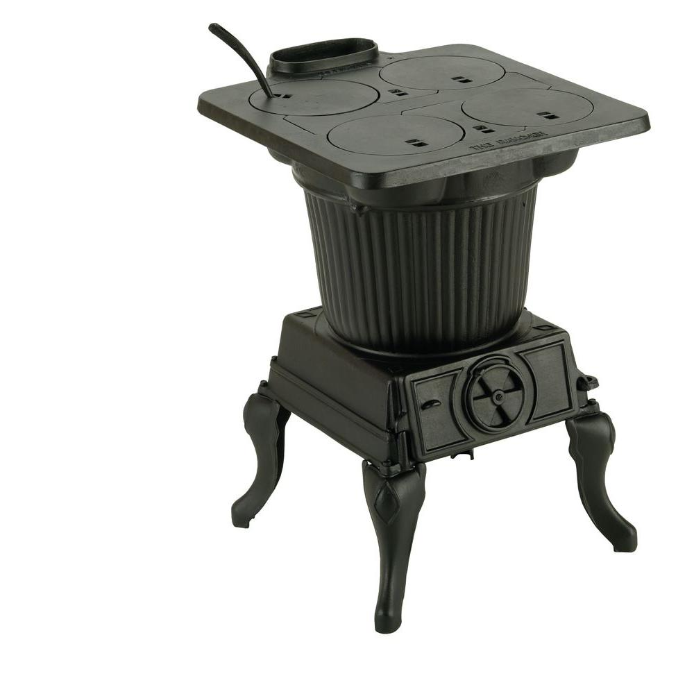 Vogelzang Rancher 1,000 sq. ft. Coal-Burning Stove-SR57E - The Home ...