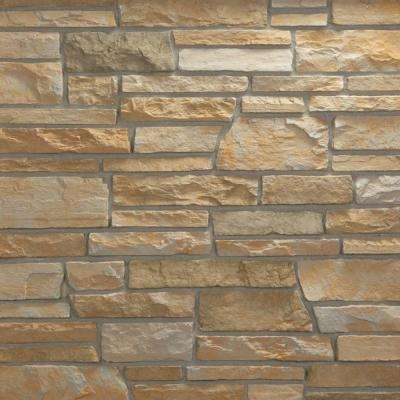 Pacific Ledge Stone Cascade Flats 150 sq. ft. Bulk Pallet Manufactured Stone
