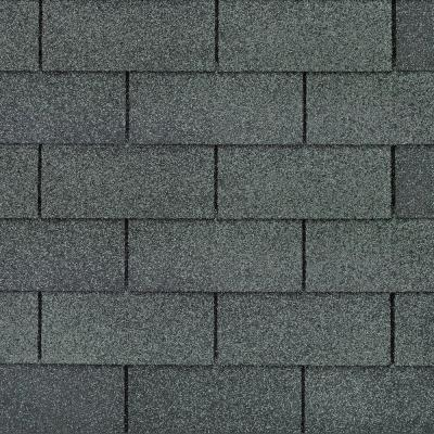 Royal Sovereign Slate Algae Resistant 3-Tab Roofing Shingles (33.33 sq. ft. per. Bundle) (26-pieces)