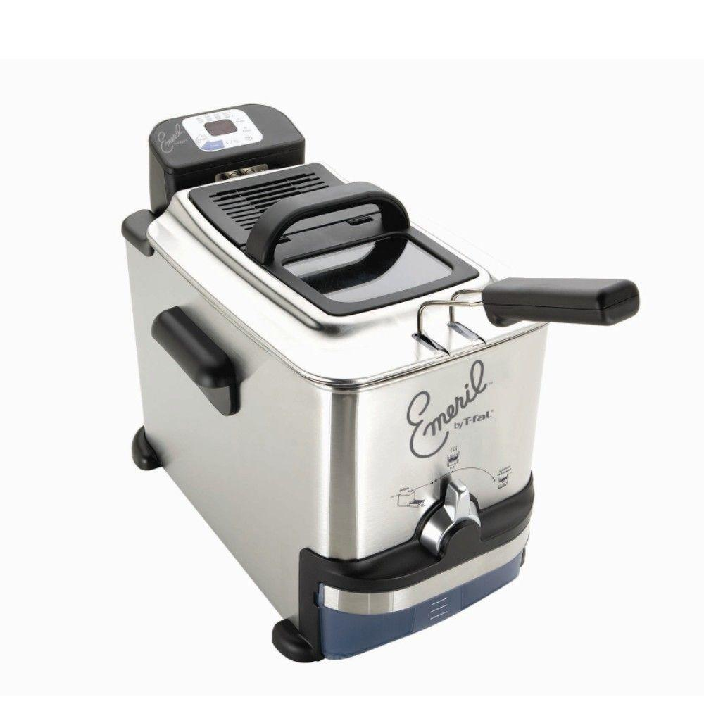 T-Fal Emerilware Deep Fryer-DISCONTINUED