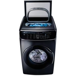 Samsung 6 0 Total Cu Ft High Efficiency Flexwash Washer