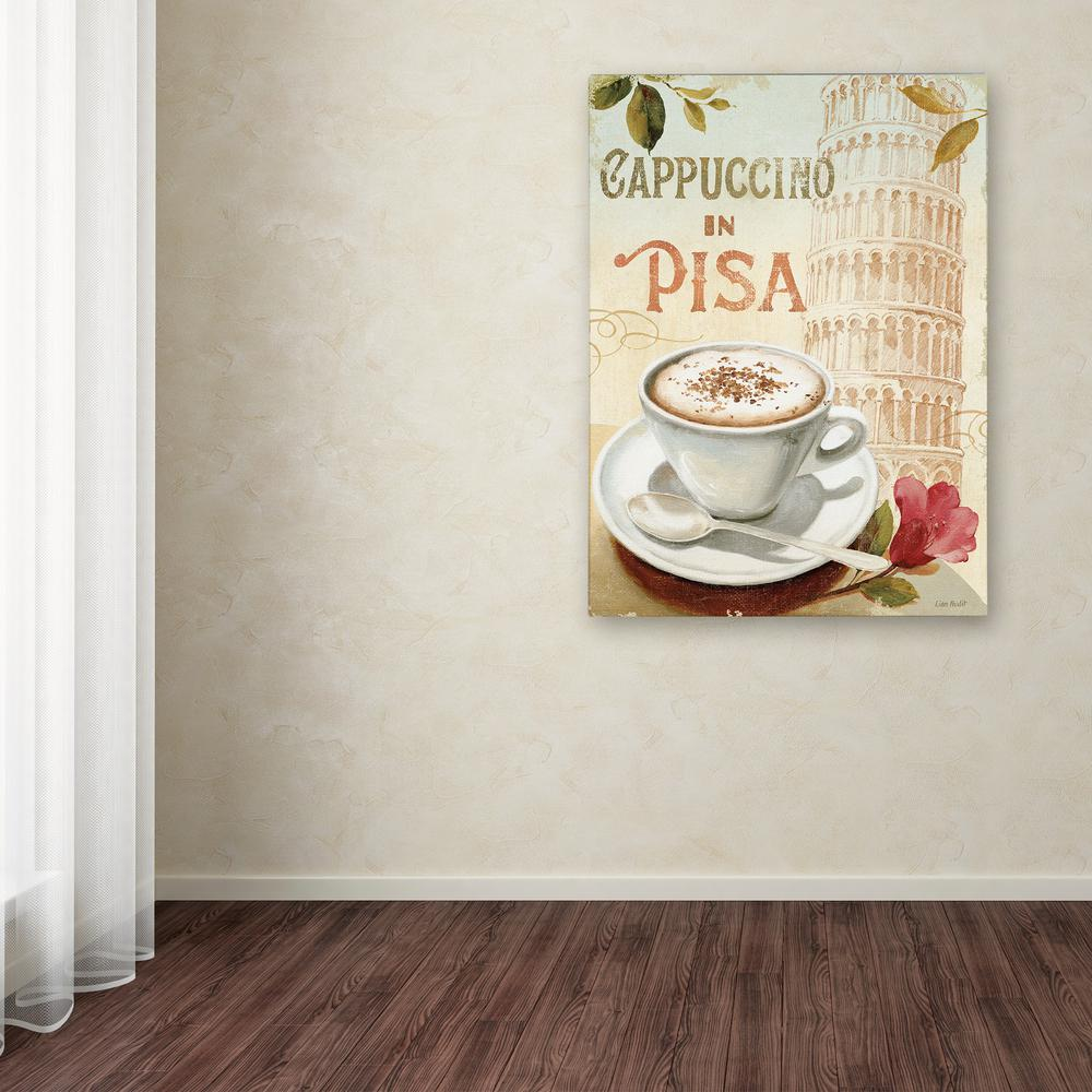 Trademark Fine Art 47 In X 35 In Quot Cafe In Europe Iv Quot By