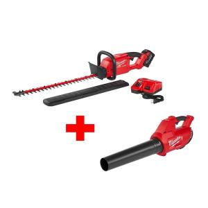 Milwaukee M18 FUEL 18-Volt Lithium-ion Brushless Cordless Hedge Trimmer 9.0Ah... by Milwaukee
