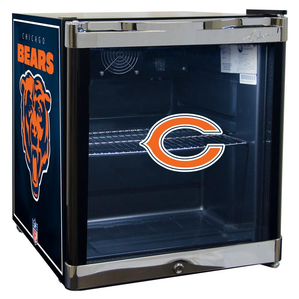 17 in. 20 (12 oz.) Can Chicago Bears Cooler