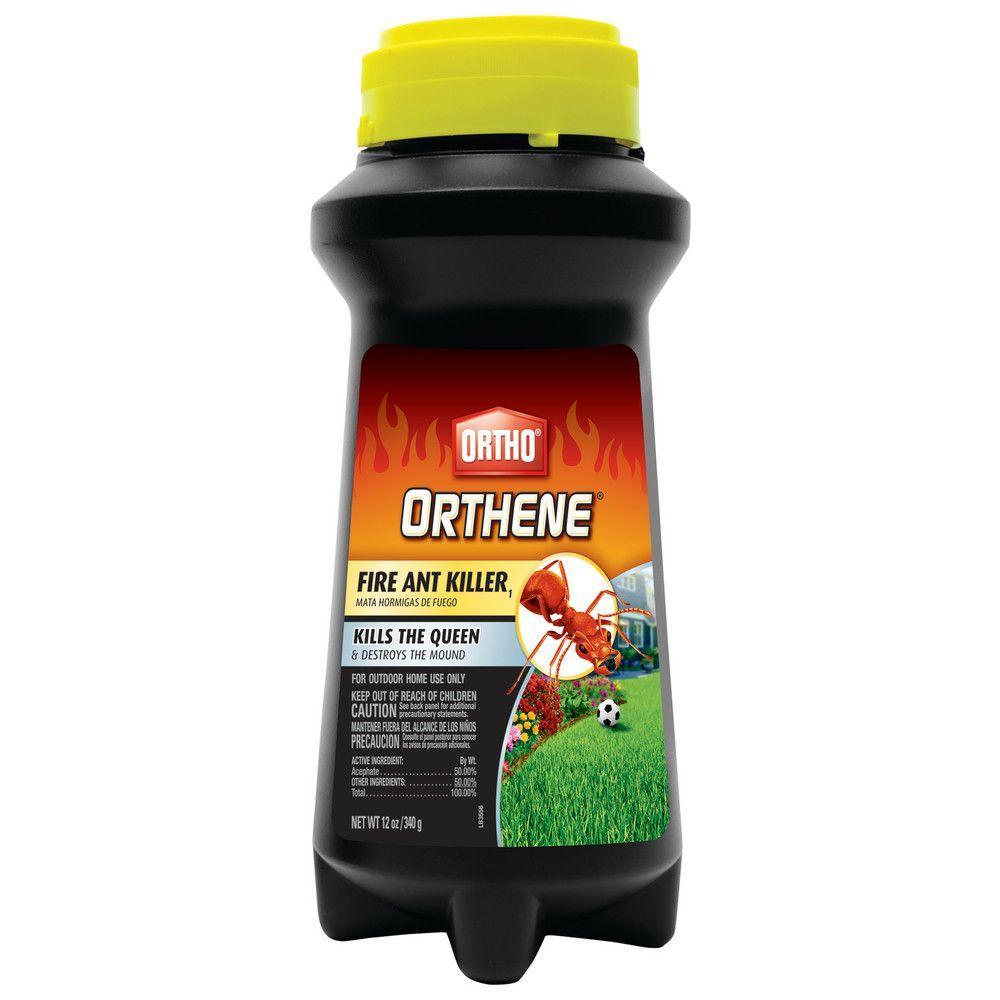 Ortho Orthene 12 Oz Fire Ant Killer 0282210 The Home Depot