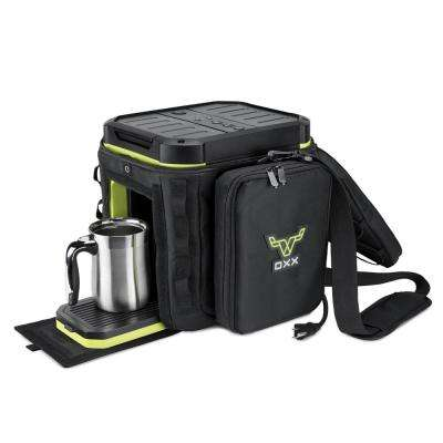 COFFEEBOXX Single Serve Coffee Maker Field Case in Special Ops Black