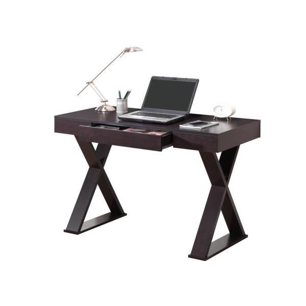 Trendy And Fashionable Workplace Depot White Desk