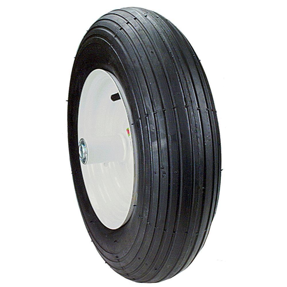 Maxpower Wheel Assembly for Wheelbarrow by Maxpower