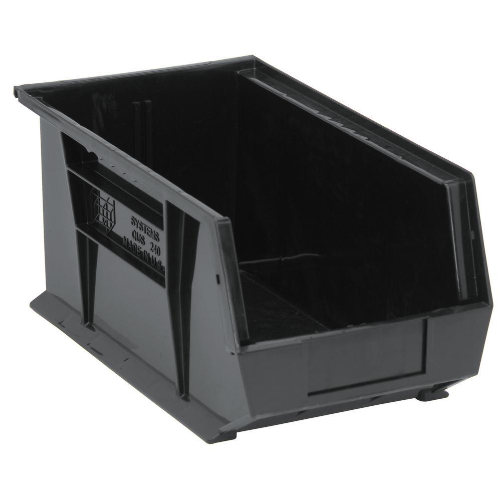 7.5 Gal. Ultra Series Stack and Hang Storage Bin