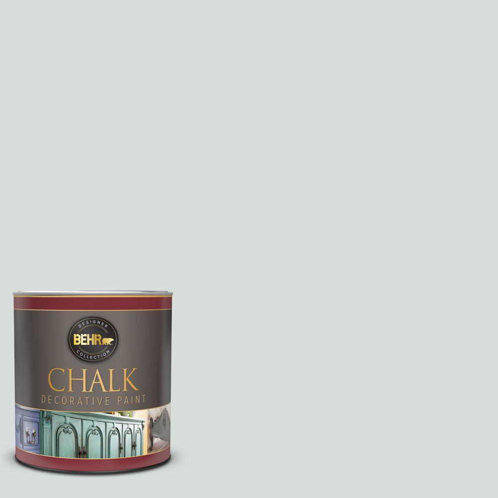 1 qt. #BCP32 Antique Blue Interior Chalk Decorative Paint