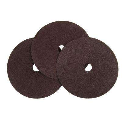 7 in. 16-Grit Sanding Discs (3-Pack)