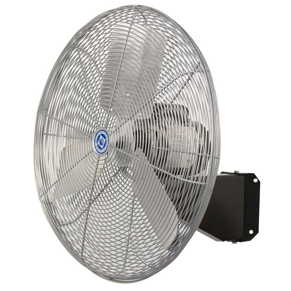 HDH Series Extra Heavy Duty 24 in. Wall Mount Air Circulator