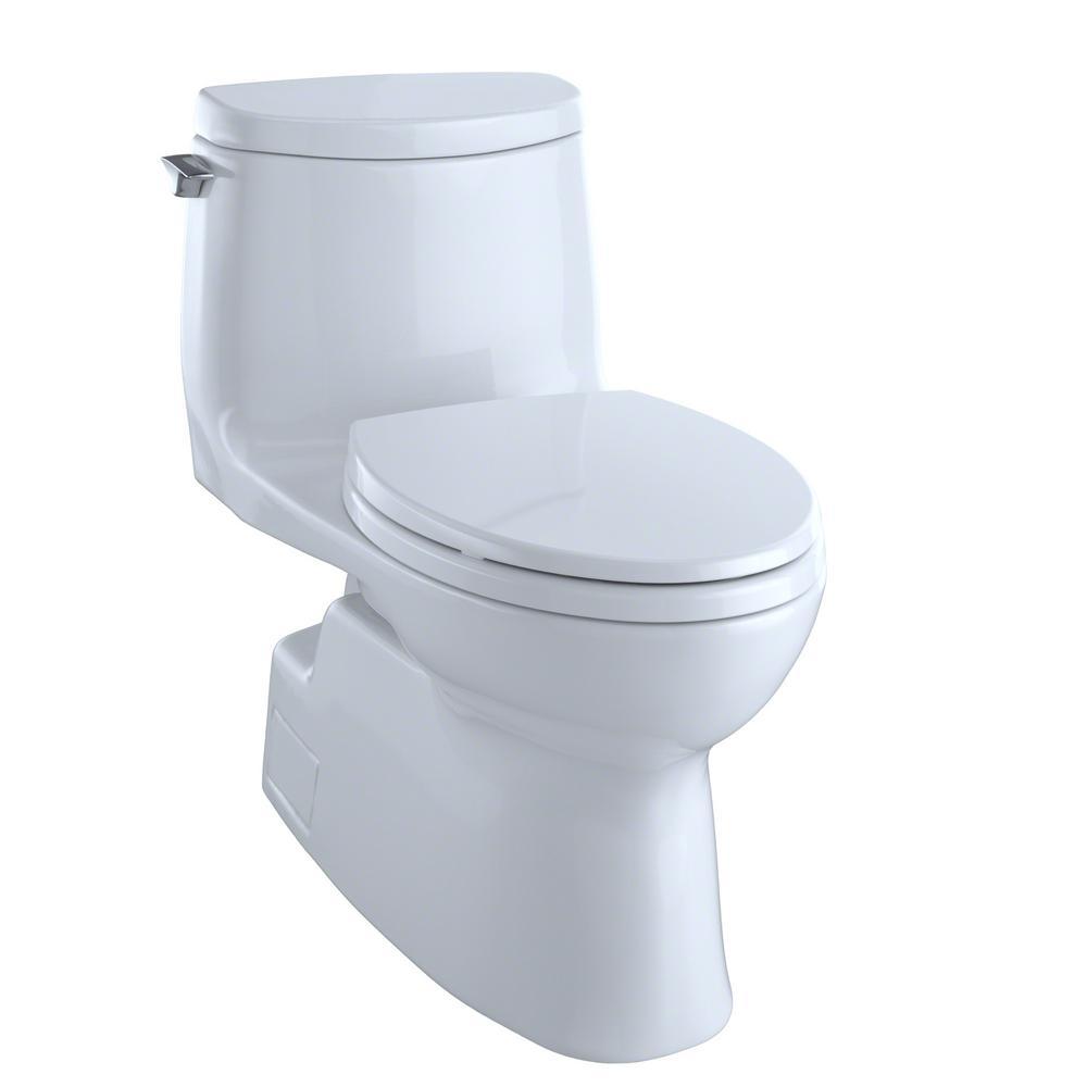 toto eco ultramax 1 piece gpf single flush elongated. Black Bedroom Furniture Sets. Home Design Ideas