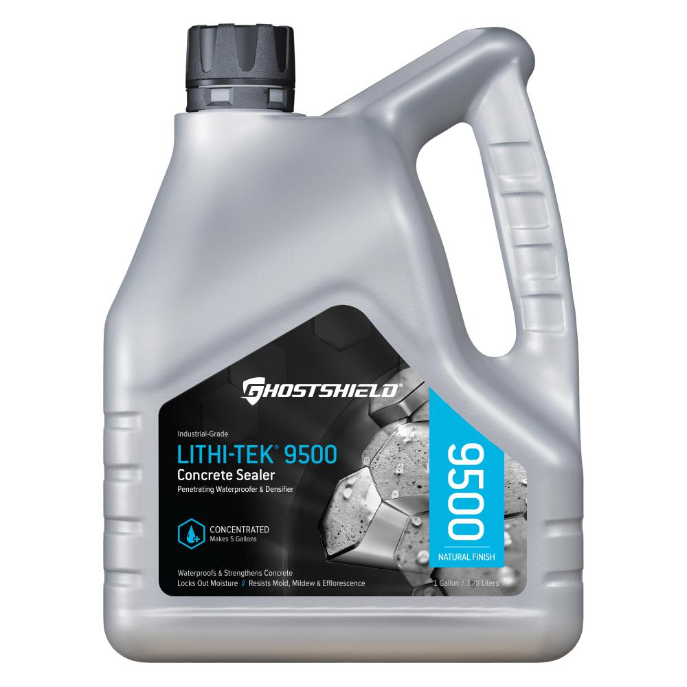 1 gal. Invisible Penetrating Concrete Sealer, Waterproofer Plus Densifier