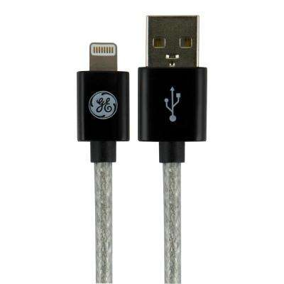 6 ft. USB Charging Cable with Lightning Connector