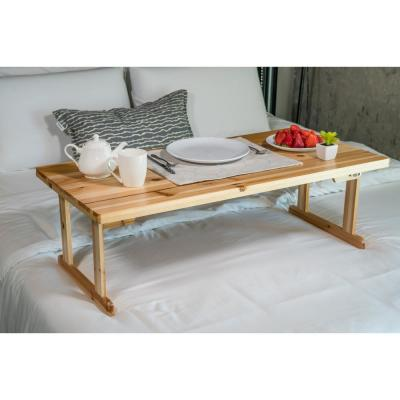 40 in. Brown Long Coffee Table