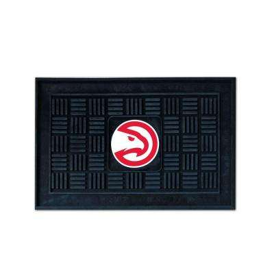 Atlanta Hawks 18 in. x 30 in. Door Mat