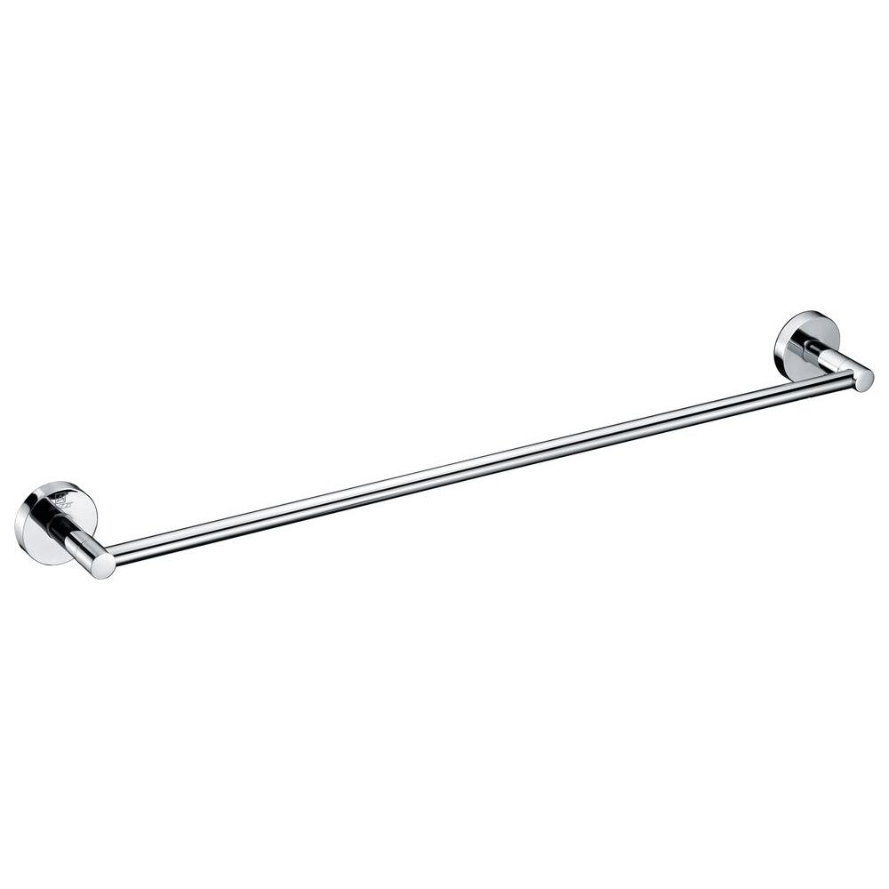 Caster Series 21.9 in. Towel Bar in Polished Chrome