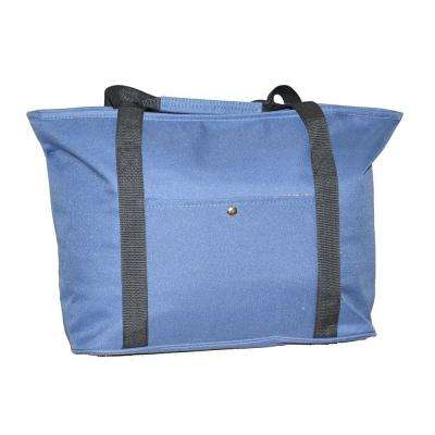 20 Qt. Insulated Hand Bag in Blue