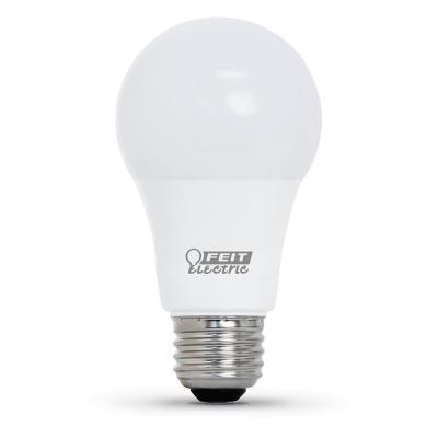 60-Watt Equivalent Bright White A19 CEC Title 24 Compliant LED 90+ CRI Garage Door Opener Light Bulb