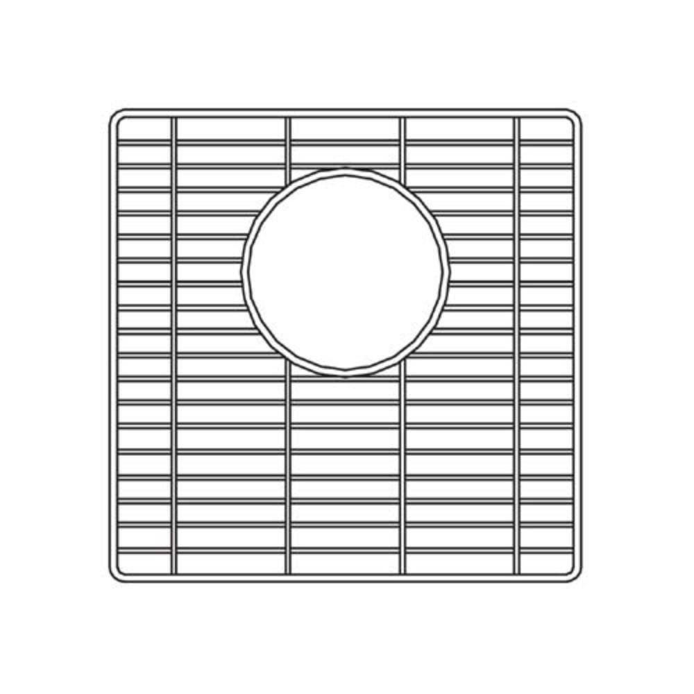 629804 Wirecraft Kitchen Sink Bottom Grid for Quartztone Granite Sinks