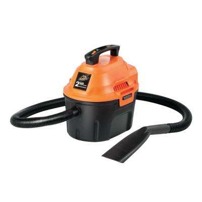 2.5-gal. Wet/Dry Vacuum with 1.25 in. Hose and Accessories