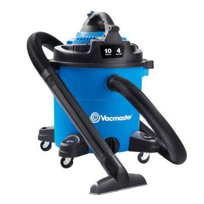 10 Gal. Wet/Dry Vacuum with 210 MPH Detachable Blower