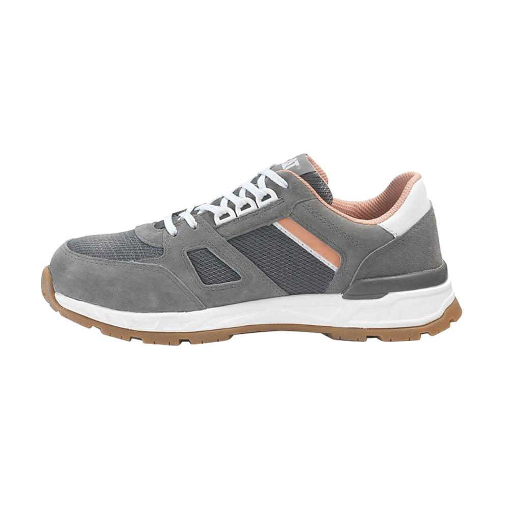 CAT Footwear Women's Cloudburst Slip Resistant Athletic Shoes Steel Toe Cloudburst Size 7(M)