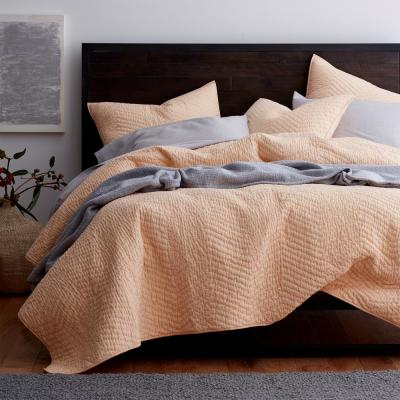 Company Cotton Sorbet Solid Twin Quilt