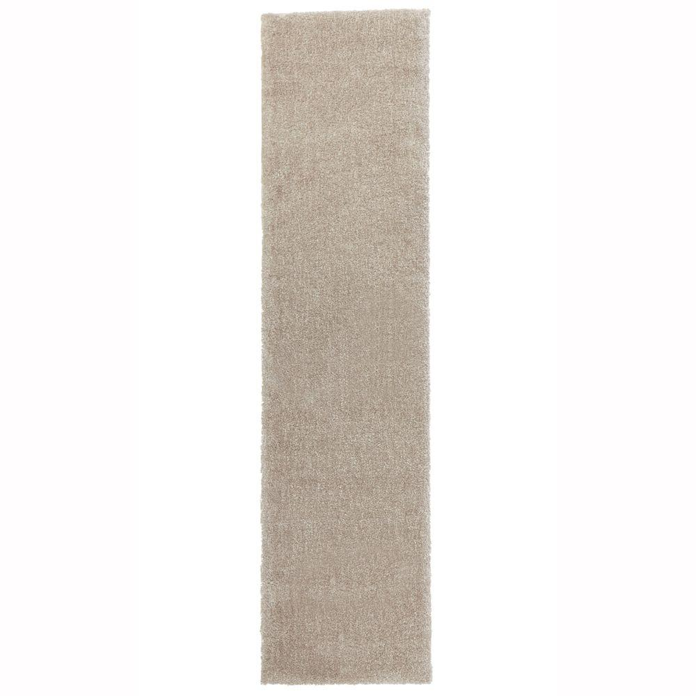 Home decorators collection ethereal cream beige 2 ft x 8 for Home decorators rug runners