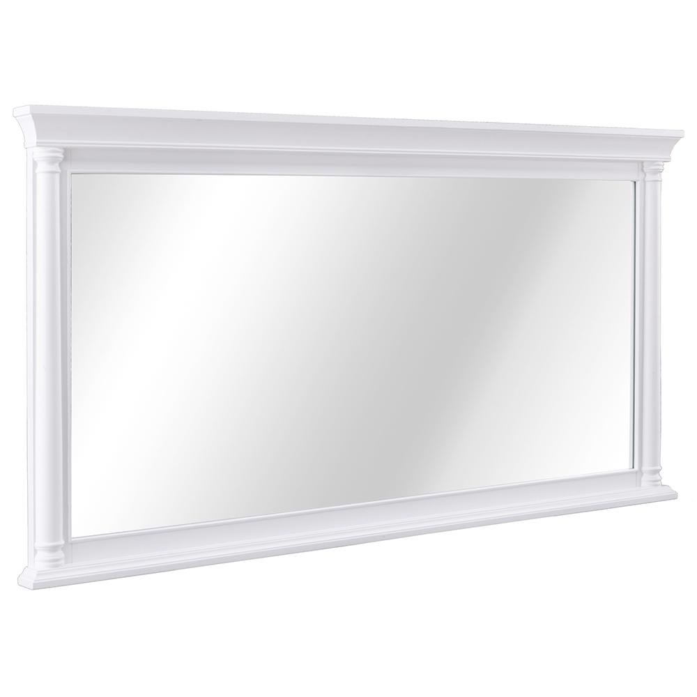 Stousse 60 in. W x 32 in. H Framed Wall Mirror