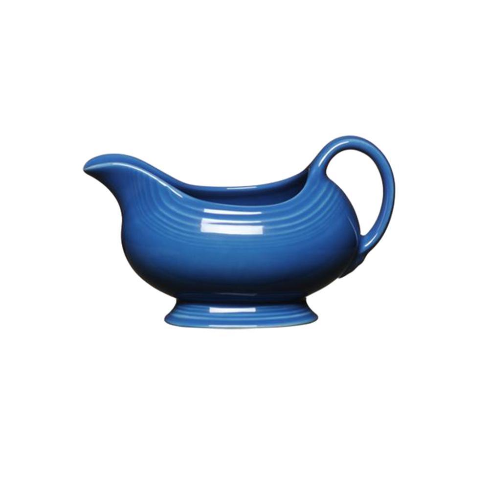 18.5 oz. Lapis Ceramic Sauceboat