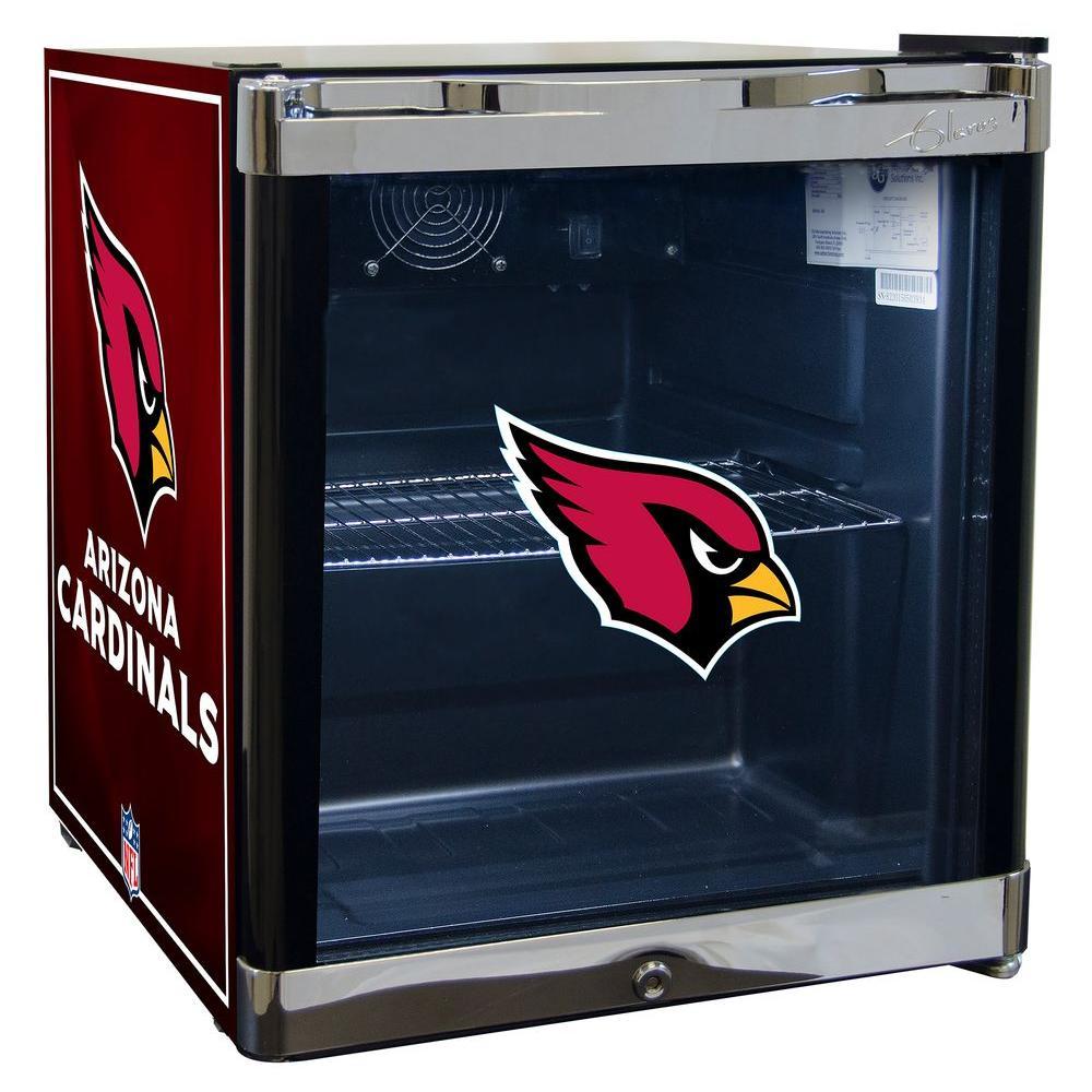 17 in. 20 (12 oz.) Can Arizona Cardinals Cooler