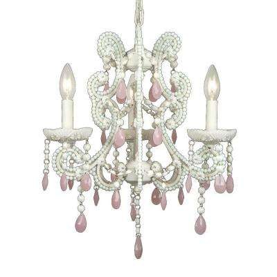 Pink - Chandeliers - Lighting - The Home Depot