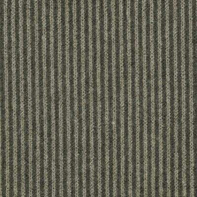 Carpet Sample - Straight N Narrow - Color Milk Chocolate Loop 8 in. x 8 in.
