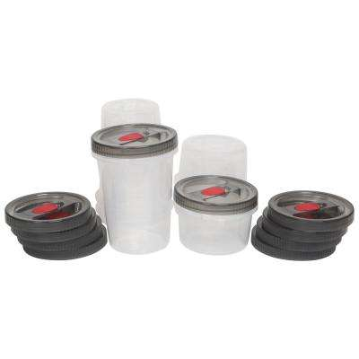 20-Piece Food Storage Canister Set