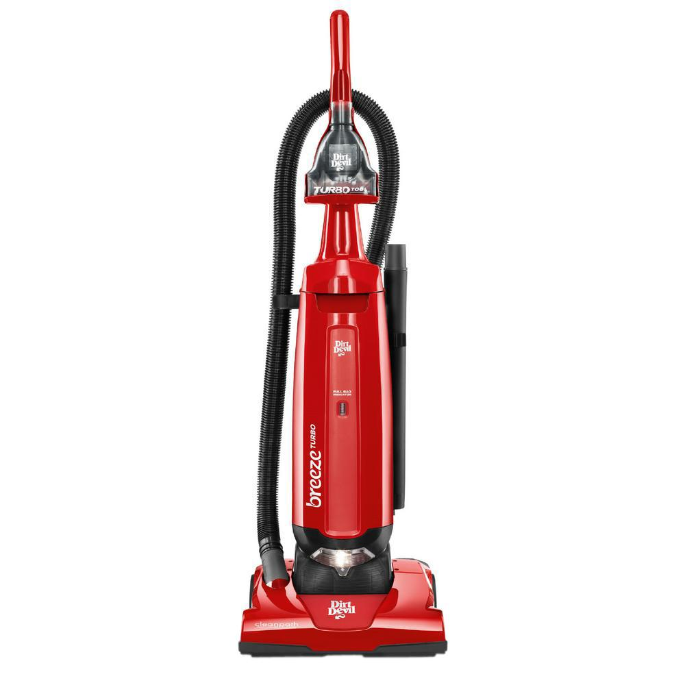 Breeze Bagged Upright Vacuum Cleaner