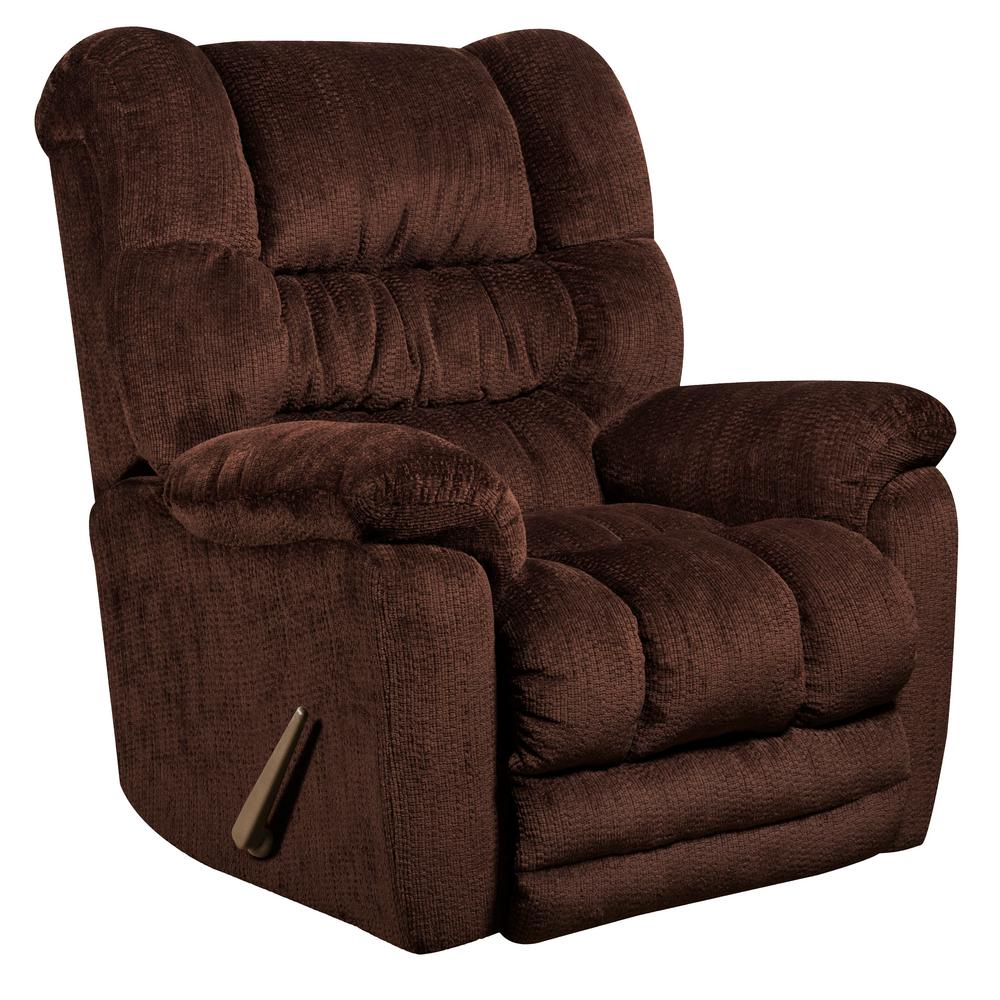 of recliner usb massage and big memory control foam serta back p tall picture remote chair