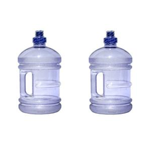 BPA Free Water Jug with Handle in Purple (2-Pack  sc 1 st  Home Depot & ORE International H8O 64 oz. BPA Free Water Jug with Handle in Pink ...