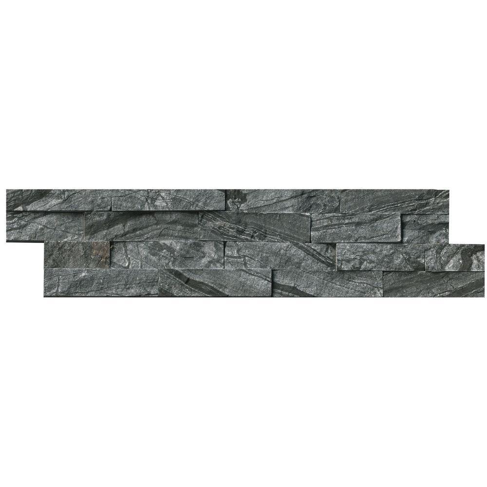 Bathroom - Slate Tile - Natural Stone Tile - The Home Depot