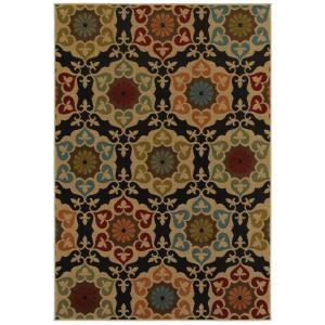 Home Decorators Collection Spiral Mosaic Tan 10 Ft X 13 Ft Area - home decorators rugs