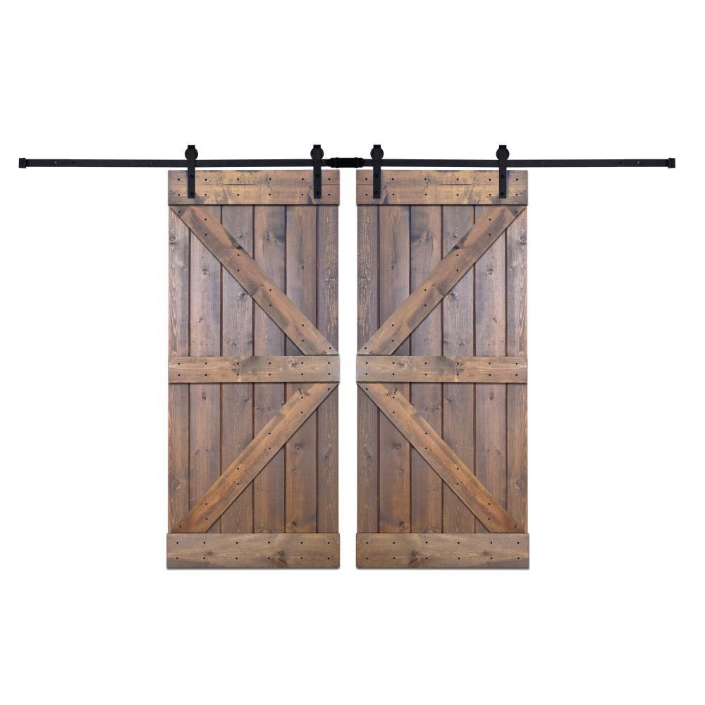 72 X 84 Sliding Doors Interior Closet Doors The Home Depot