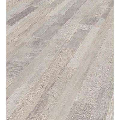 Highlands Teak 8mm Thick x 8.03 in. Wide x 47.64 in. Length Laminate Flooring (21.26 sq. ft. / case)