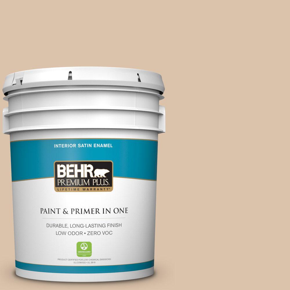 BEHR Premium Plus 5-gal. #T14-13 Grand Soiree Satin Enamel Interior Paint