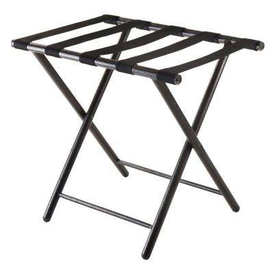 Tavin Folding Straight Leg Luggage Rack