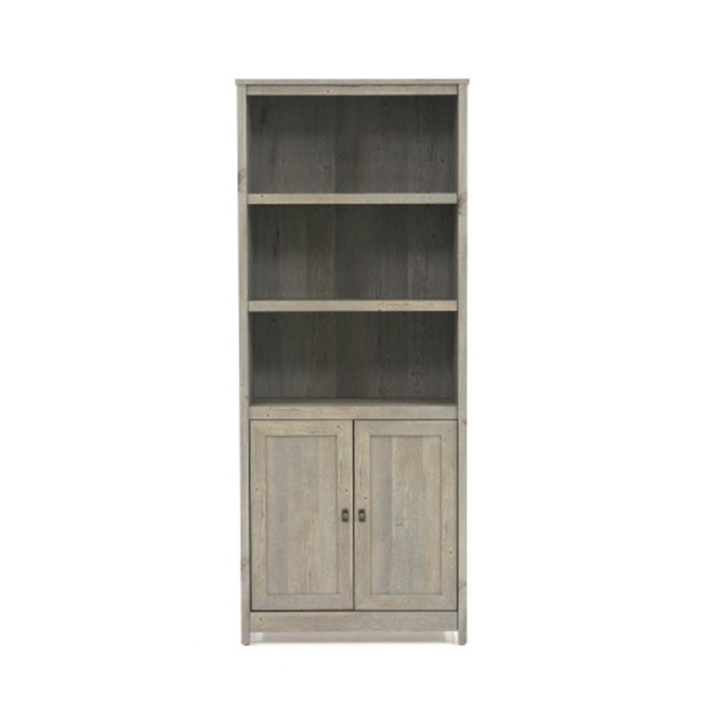 Cottage Road Mystic Oak 2-Door Bookcase